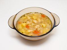 Pyszna zupa fasolowa