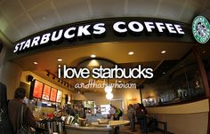 Have you not looked into their company much and how it affects the global economy and it's ethical non-boundaries? I hate Starbucks like some people hate Walmart.