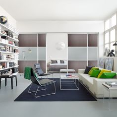 Storage solutions and made-to-measure sliding doors