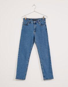 Jean cigarette cropped - Jeans - Bershka France
