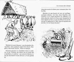 Leçons de choses: Dans un village gaulois (Philippe Brochard)