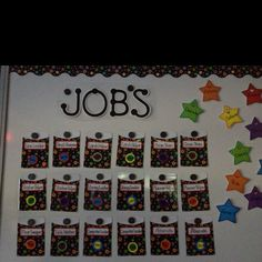 Easy to make job board