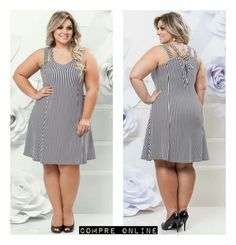 Curvy Girl Fashion, Plus Size Fashion For Women, Fashion Today, Western Outfits, Brunei, African Fashion, Fashion Dresses, Summer Dresses, Clothes