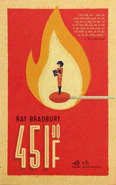 451 độ F - Ray Bradbury