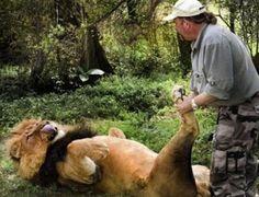 Lion Massage