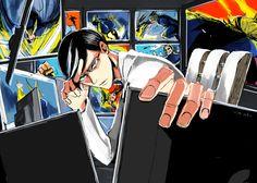 Boku no Hero Academia || NightEye