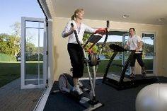 Gym at Amora Lake Resort Okawa Bay, Rotorua New Zealand Rotorua New Zealand, Lake Resort, Bike, Gym, Bicycle, Bicycles, Excercise, Gymnastics Room, Gym Room
