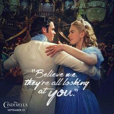 Disney's Cinderella 2015:)