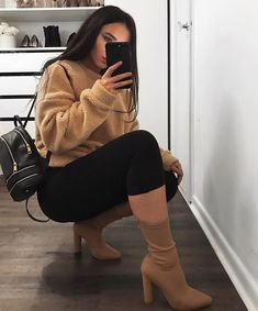 Plunder, new age styles in vogue visual appeal or manner. Need to outfit like a swaggy? Fall Winter Outfits, Autumn Winter Fashion, Winter Looks, Looks Style, Mode Style, Fashion Killa, Cute Casual Outfits, Passion For Fashion, Dress To Impress