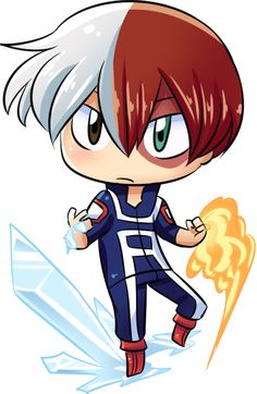 Chibi Shouta Todoroki I haven't watched much of My Hero Academia so no spoilers please SEE MY NEW COMMISSIONS/ART TRADES HERE! Commissions |Tumblr|Facebook|Twitt...