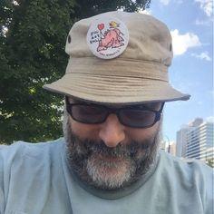 My campaign hat. #voteforlove