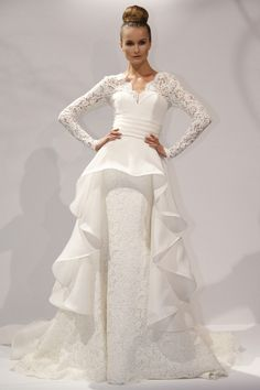 Dennis Basso for Kleinfeld - Bridal Fall 2013