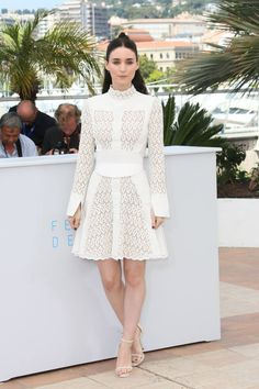 Rooney Mara Cannes Film Festival Red Carpet