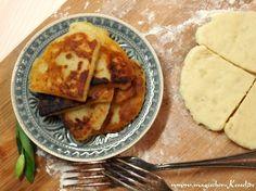 Ein kleiner Blick in die Küche Schottlands und auf ein praktisches und leckeres Kartoffelrezept.