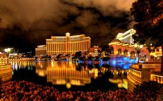 The 10 Most Unreal, Over-the-Top Casinos in the World | Travel + Leisure Las Vegas Usa, Las Vegas Hotels, Las Vegas Strip, Las Vegas Nevada, Las Vegas Images, Backgrounds Wallpapers, Latest Wallpapers, Abstract Backgrounds, Nevada Usa