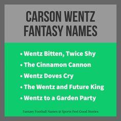 fantasy team names 2019