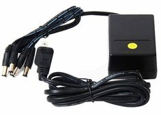 VideoSecu 12V DC CCTV Security Camera Power Supply Adapter with 4 (2.1mm) Channel Connectors Port PW154 1I0 from VideoSecu $13.99