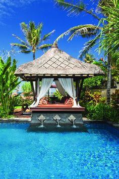 The Strand Residence - Private Pool. The St. Regis Bali Resort.