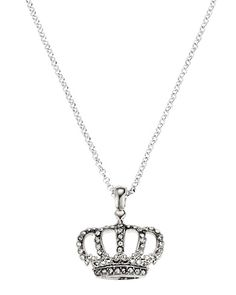 juicy couture crown necklace, NEED