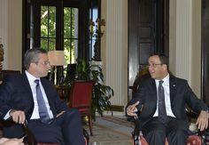 Canciller Dominicano es recibido por gobernador de Puerto Rico para afianzar relaciones