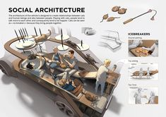 This project has been selected as the winner in the interior design category for the BMW Young Designer Award 2019 at the Festival Automobile International in Paris, France. Bmw Interior, Car Interior Sketch, Car Interior Design, Interior Design Sketches, Interior Rendering, Automotive Design, Presentation Layout, Futuristic Cars, Transportation Design