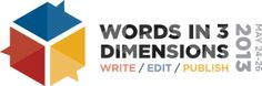 The Alberta Magazine Publishers Association is a proud silver-level sponsor of the Words in 3 Dimensions conference session Writing for Literary Journals: Putting Yourself Out There on May 25 (11:15 a.m.) at the Robbins Health Learning Centre, MacEwan University, in Edmonton
