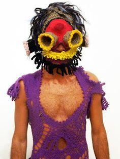 fabulous Aldo Lanzini crochet creation