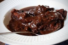 Remodelaholic Hot Fudge Pudding Cake. 25 mug cake recipes. I might need to try a few more of these.