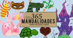 365 manualidades para pasarla bien – Libro de manualidades   Material para maestros