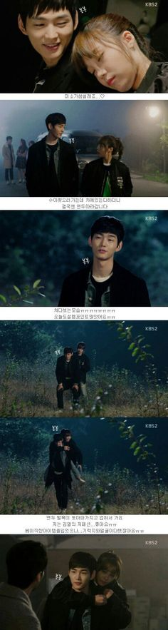 [Spoiler] Added episode 5 captures for the Korean drama 'Cheeky Go Go'