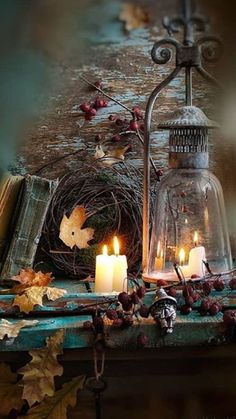 Many people believe that there is a magical formula for home decoration. You do things… Autumn Photography, Still Life Photography, Old Lanterns, Still Life Photos, Xmas, Christmas, Cute Wallpapers, Iphone Wallpaper, Fall Wallpaper