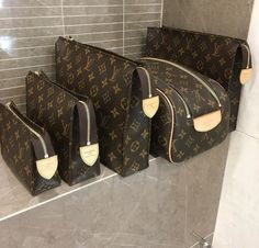 Louis Vuitton Toiletries and Makeup Cases