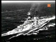 Las 3 guerras del acorazado USS Missouri (4 de 5)