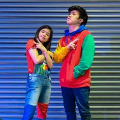 Ranz Kyle and Niana Guerrero Ranz Kyle, Siblings Goals, Best Profile, Hip Hop Fashion, Celebs, Celebrities, Brother Sister, Have A Great Day, Youtubers