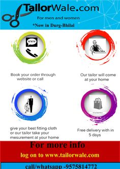 FOUR STEP TAILORING SERVICE