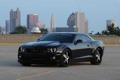 "Muscle Cars… 2010 Chevrolet Camaro ""Fesler Moss"""