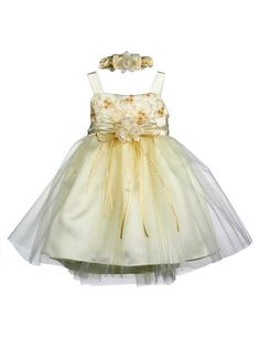 Baby Girls Clothing on Baby Girl Tulle Party Dress
