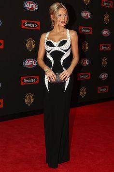 2012 AFL Brownlow Medal red carpet | 2012 Brownlow Medal red carpet | The Australian
