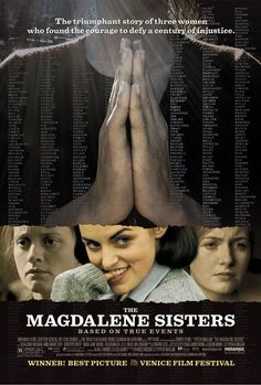 The Magdalene Sisters -- A stirring, must-see motion picture critics called one of the best films of the year, THE MAGDALENE SISTERS is the triumphant story of three extraordinary women whose courage to defy a century of injustice would inspire a nation!