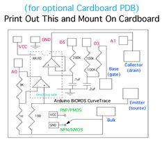 Arduino BiCMOS Curve Tracer Arduino, Electronics, Consumer Electronics