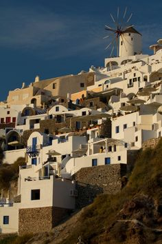 Colors of #Santorini