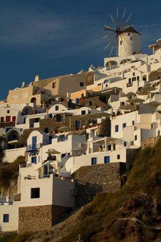 Colors of #Santorini