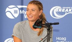 Maria Sharapova completes injury return as Russian sweats on US Open wildcard