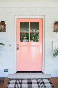 Front Door Project  ||  Look Linger Love