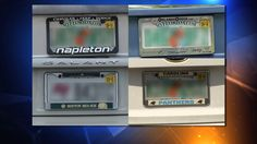 License plate trim covering any part of your plate will get Florida drivers fined