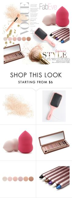 """""""Beauty set"""" by wulanizer ❤ liked on Polyvore featuring beauty, Eve Lom, Free People, Forever 21, Urban Decay, Deborah Lippmann and Guerlain"""