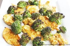 Clean Eating Dinner – Peanut Sauce Chicken and Broccoli Broil | Clean Eating Recipes