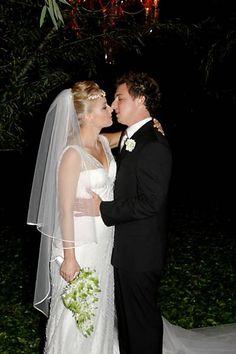 Casamento da mamãe Angélica e Luciano Huck