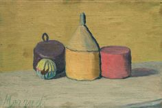 Giorgio Morandi, 1890–1964 -- New York Magazine Art Review