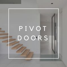 Anyway Doors makes customized interior doors, glass doors, sliding doors and dressing systems. Pivot Doors, Sliding Doors, Design Awards, Beautiful Interiors, Glass Door, Innovation, Stairs, Flooring, Interior Design
